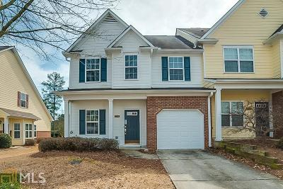 Lawrenceville Condo/Townhouse Under Contract: 2356 Suwanee Pointe Dr