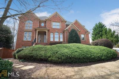 Milton Single Family Home New: 540 Heron Run Ct