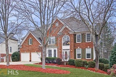 Acworth Single Family Home New: 5354 Fern Creek Court