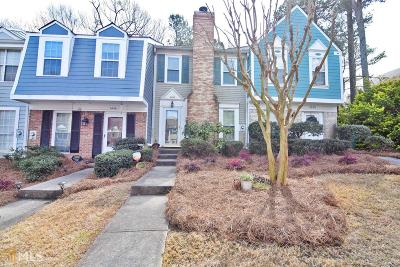 Norcross Condo/Townhouse Under Contract: 6648 Wellington