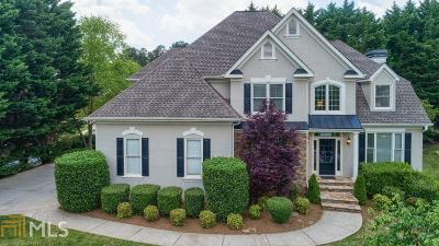 Alpharetta Single Family Home New: 1105 Dapplefawn Ct
