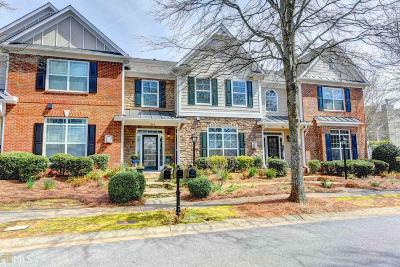 Suwanee Condo/Townhouse Under Contract: 963 Cambron Commons Trce