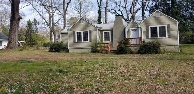 Lithia Springs Single Family Home For Sale: 6740 Marsh Ave
