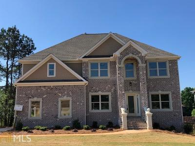 Conyers Single Family Home New: 2513 Westchester Way