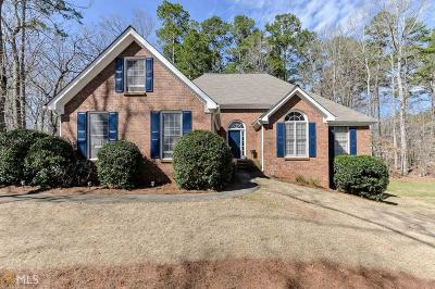 Conyers Single Family Home New: 5380 Starboard Ct