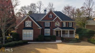 Alpharetta Single Family Home New: 425 Majestic Cv