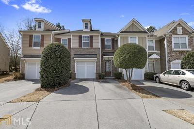 Kennesaw Condo/Townhouse Under Contract: 2045 Lakeshore Overlook Dr