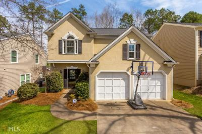 Alpharetta Single Family Home Under Contract: 9975 Barston Ct