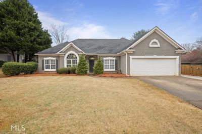Alpharetta Single Family Home New: 3115 Rocky Brook Dr