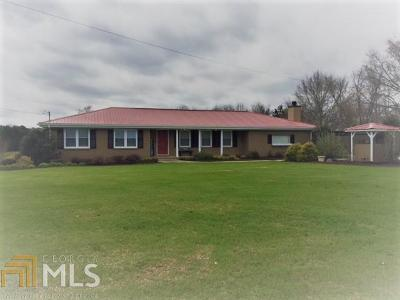 Covington Single Family Home Under Contract: 3105 Dixie Rd