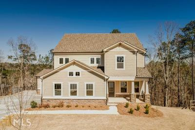 Cartersville Single Family Home New: 6 Ridgemont Way