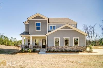 Cartersville Single Family Home New: 26 Ridgemont Way