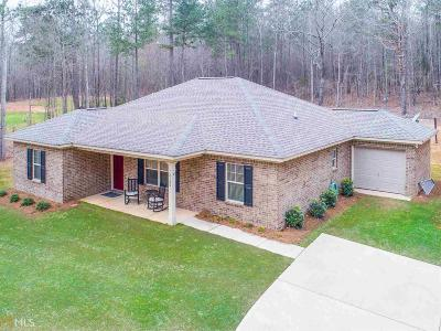 Griffin Single Family Home Under Contract: 2100 S Walkers Mill Dr