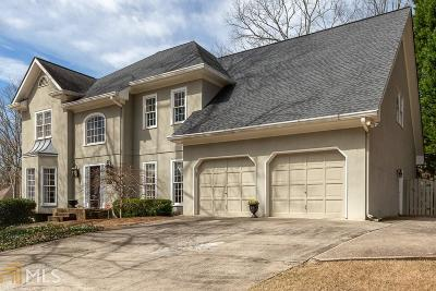 Roswell Single Family Home New: 11840 Wildwood Springs Dr