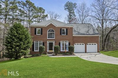 Kennesaw Single Family Home For Sale: 1830 Cobblewood Trl