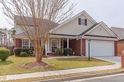 Snellville Single Family Home Under Contract: 2722 Newtons Crest Cir
