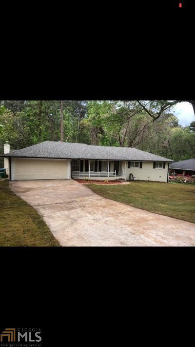 Tucker Single Family Home New: 363 Cana Of Galilee #27