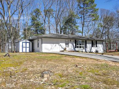 Canton Single Family Home Under Contract: 371 Ridgeway Rd
