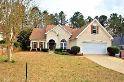 Newnan Single Family Home New: 360 Freeman Forest Dr