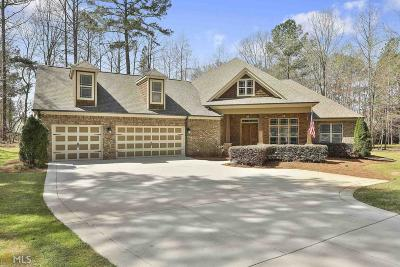 Newnan Single Family Home New: 375 South Shore Dr