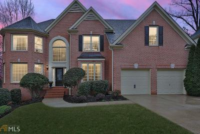 Alpharetta Single Family Home New: 6324 Kristensen Ct