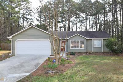 Loganville Single Family Home Under Contract: 1684 Bullock Trce