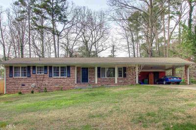 Stone Mountain Single Family Home New: 4294 Allgood Way