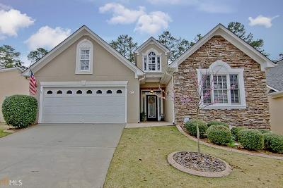 Peachtree City Single Family Home New: 221 Collierstown Way
