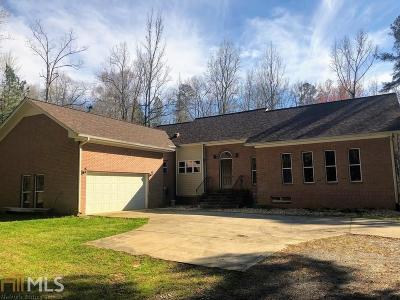 Douglas County Single Family Home New: 5615 Fouts Mill Rd