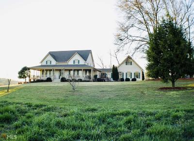 Franklin County Single Family Home New: 594 Clareburn Tr