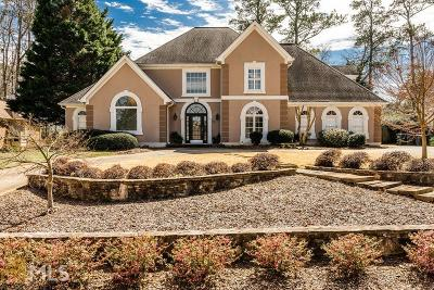 Roswell Single Family Home New: 320 Wexford Glen