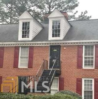 Marietta Condo/Townhouse New: 1166 Booth Rd #408