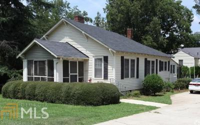 Henry County Commercial Under Contract: 49 Hampton St