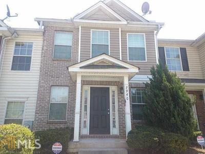 Decatur Condo/Townhouse Under Contract: 2940 Vining Ridge Ter
