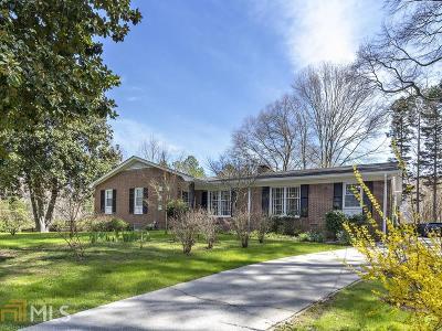 Atlanta Single Family Home New: 2027 Eldorado Drive NE