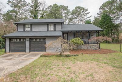 Jonesboro Single Family Home Under Contract: 2312 Weatherly Ct