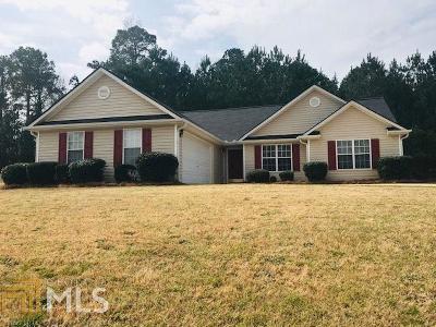 Covington Single Family Home Under Contract: 100 Autumn Way