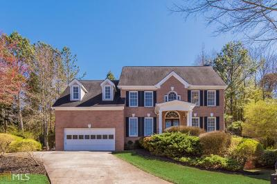 Johns Creek Single Family Home New: 355 Willow Crescent Way