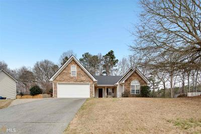 Dacula Single Family Home New: 945 Willow Hollow Dr