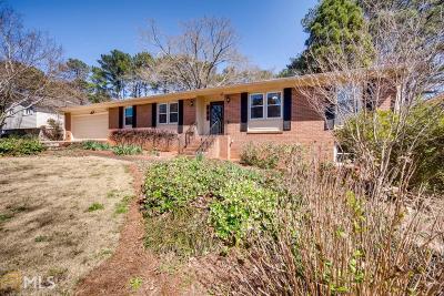 Tucker Single Family Home New: 1559 Harbour Oaks Rd