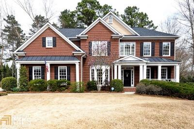 Alpharetta Single Family Home Under Contract: 1260 Legend Run