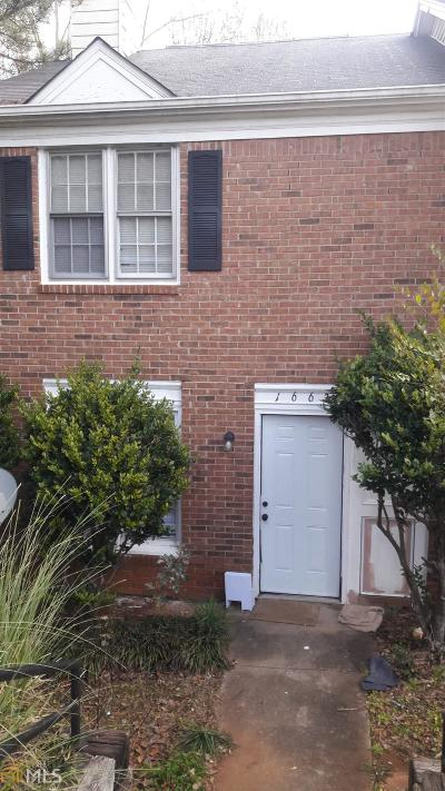 Rockdale County Condo/Townhouse New