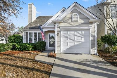 Alpharetta Single Family Home Under Contract: 87 Cheshire Dr