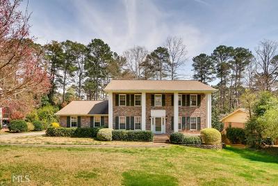 Atlanta Single Family Home New: 2673 Canna Ridge Circle