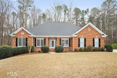 Snellville Single Family Home Under Contract: 3717 Coldwater Ln