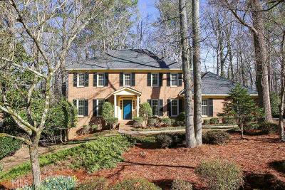 Marietta Single Family Home New: 3035 Gant Quarters Cir