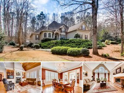 Kennesaw GA Single Family Home New: $600,000