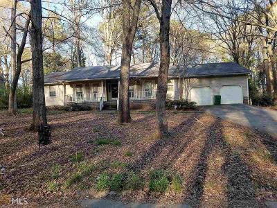 Stone Mountain Single Family Home New: 4764 Banner Elk #6