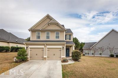 Douglasville Single Family Home Under Contract: 3650 Santa Rosa Way