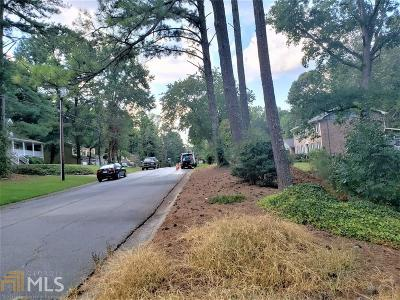 Stone Mountain Residential Lots & Land For Sale: 525 Rock Shadow Ct
